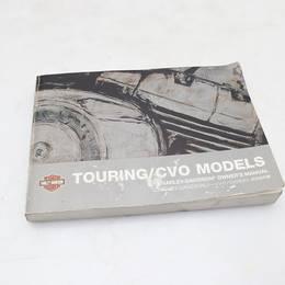 オーナーズ マニュアル ツーリング ハーレー  2011 TOURING / CVO MOD