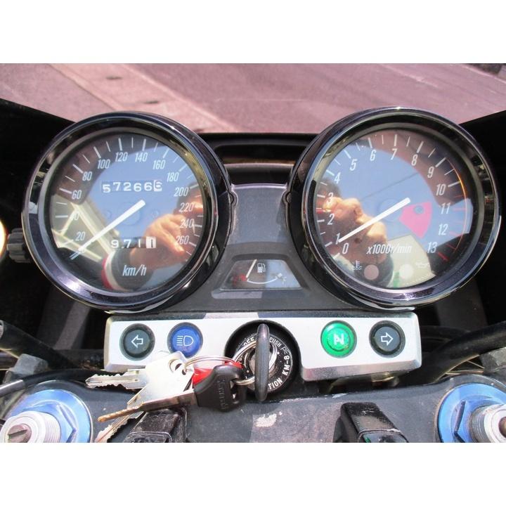 ZRX1200R 特殊塗装 ビート製ナサートマフラー装備