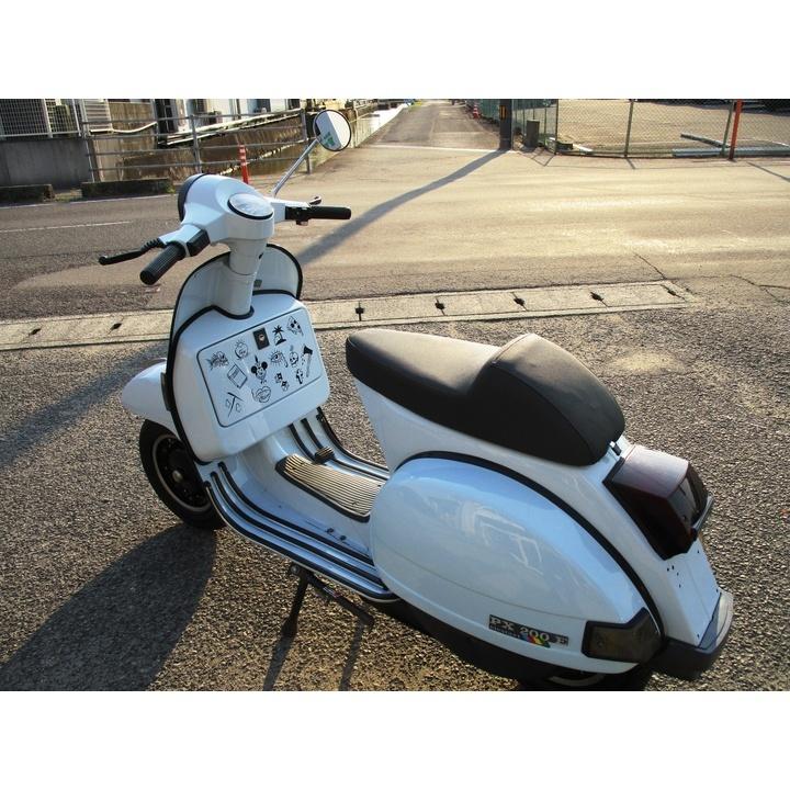 ベスパ PX200E (VSXIT) 9565Km