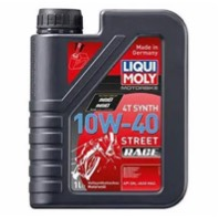 LIQUI MOLY リキモリ10W-40 Street Race