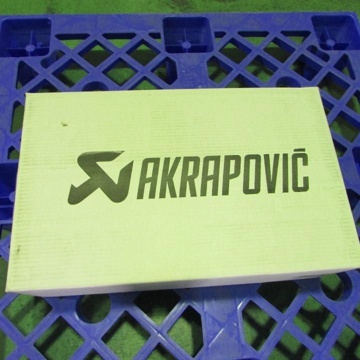 PCX125/150 AKRAPOVIC レーシングライン ヘキサゴナルステン