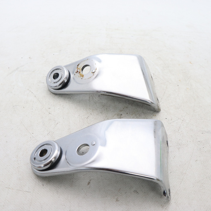 SR400 純正 ヘッドライトステー/ブラケット
