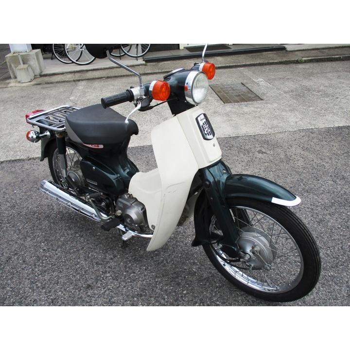 スーパーカブ90デラックス DX GREEN (HA02) 17874Km