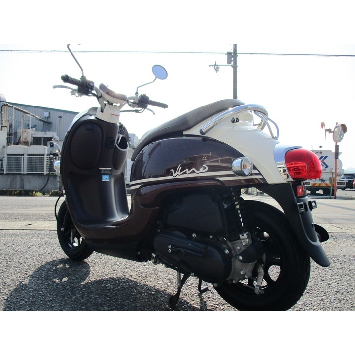 ビーノ BROWN (AY02) 4254Km