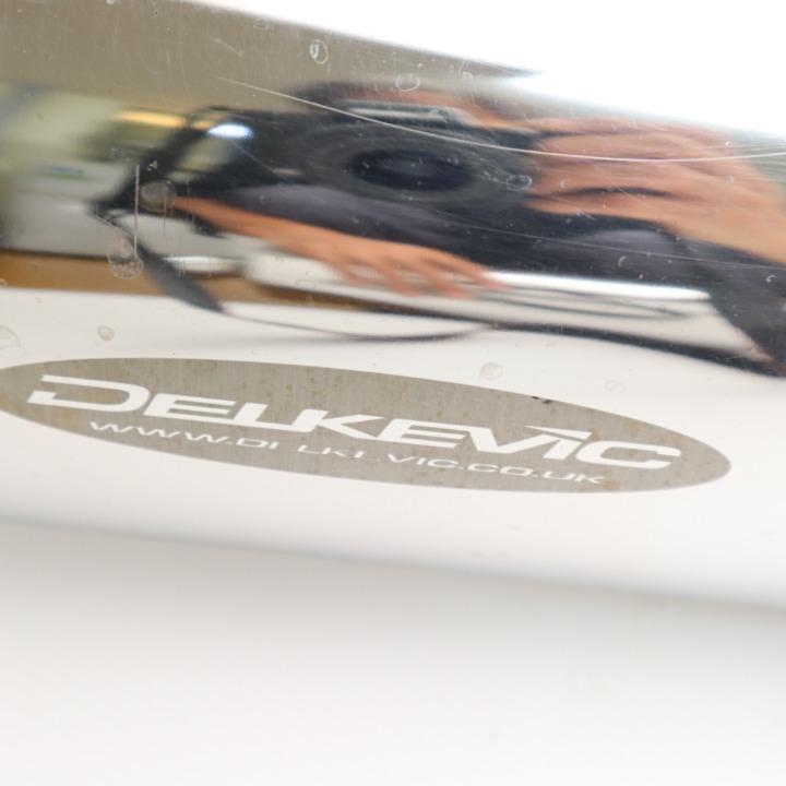 HONDA CBR1100XX ブラックバード 社外デルケビック/DELKEVIC サイレンサー付き マフラー/フルエキ