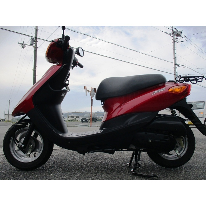 JOG 4st Fi  RED (SA36J) 2721KM