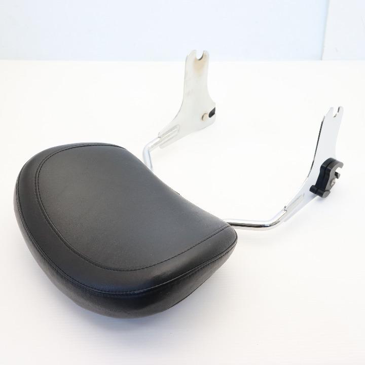 ハーレー FLH/ツーリングモデル用 純正オプション デタッチャブルバックレスト