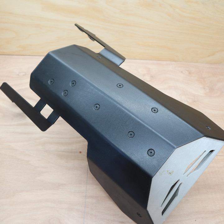 XSR700 17-18 SW-MOTECH/SWモテック フロントスポイラー スキッドプレート