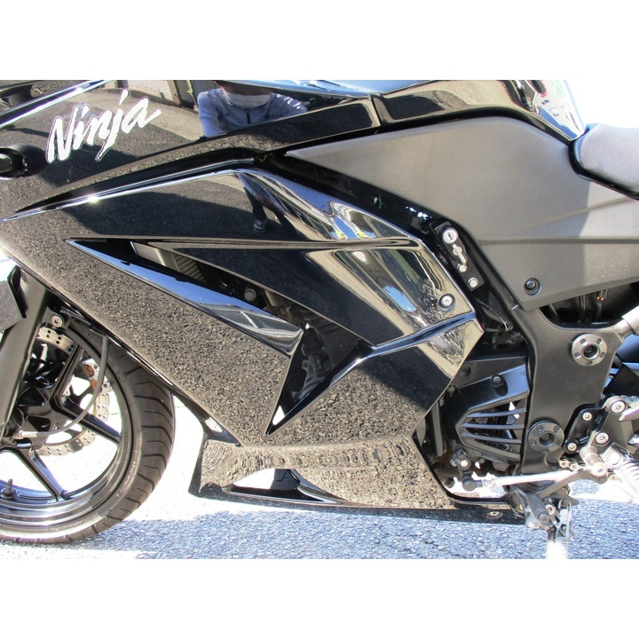 ニンジャ250R (EX250K) BLACK 26079Km 2011MODEL
