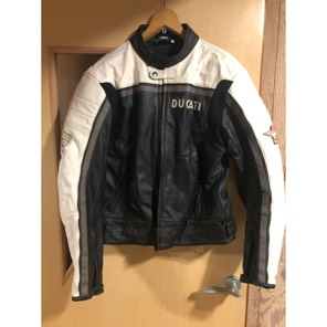 【メンズ】DUCATIドゥカティ秋冬革ジャケット