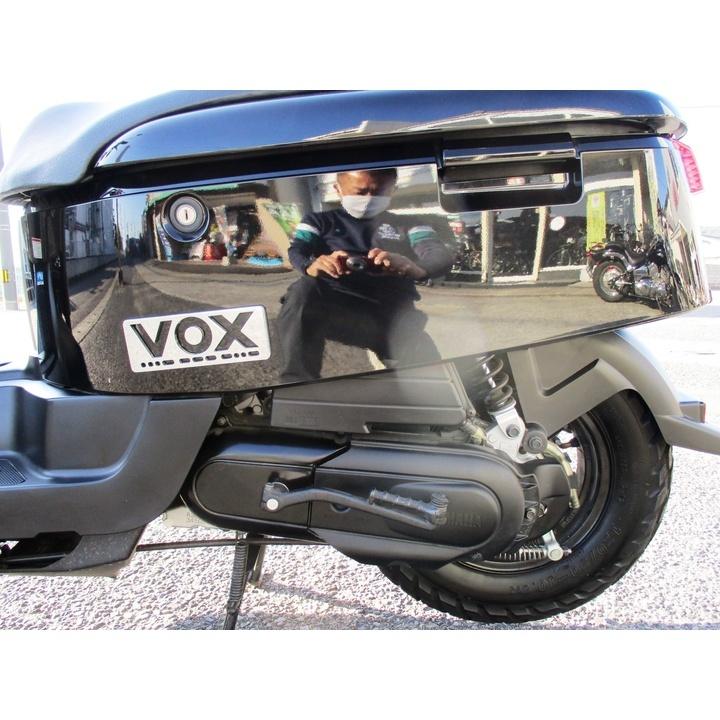 VOXデラックス  BLACK (SA31J) 2897Km