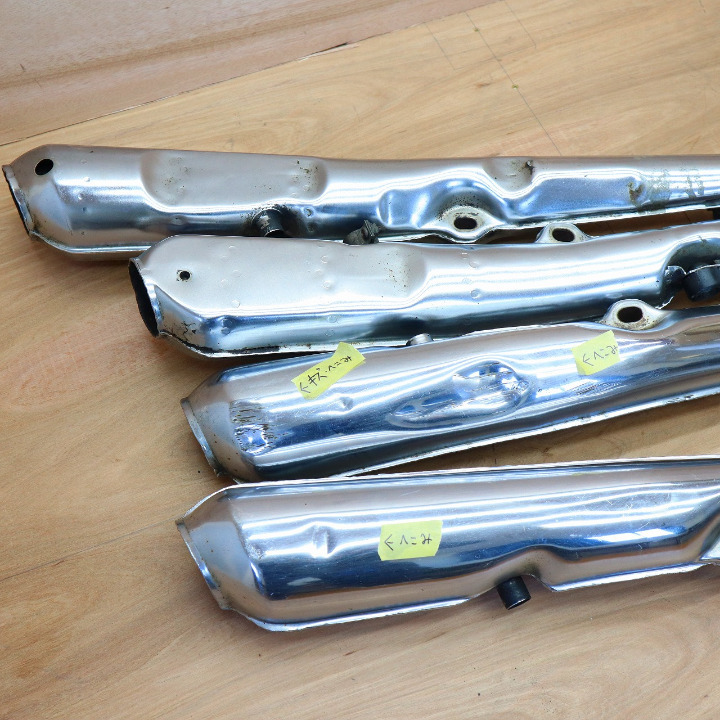 Z1/Z2 純正 マフラー M6フランジ 縦ピン KHI 900 Z1/750 Z2 DGM13236S