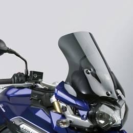 TIGER EXPLORER national cycle Vstreamウインドシールド ショート/ダークスモーク