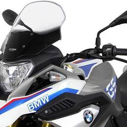 BMW G310GS MRA スクリーンツーリング ブラック