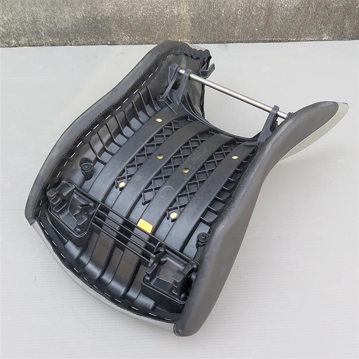 BMW R1200GSアドベンチャー 純正 ハイシート