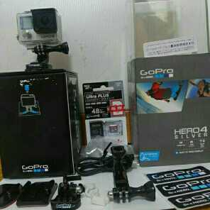 GoPro HERO 4シルバーエディション(国内正規品)