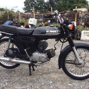 バイク 90cc K90 スズキ 走行確認済み!