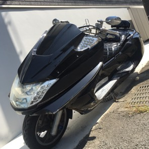 マグザム 250cc