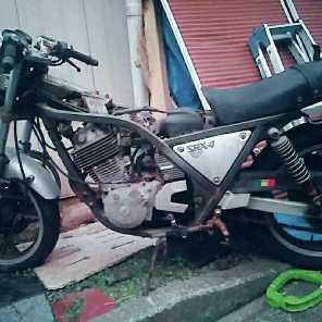 SRX400 4型 初期