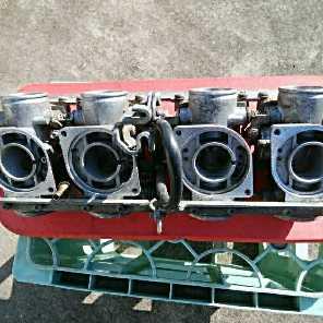 ホンダCB750F#VBキャブジャンク
