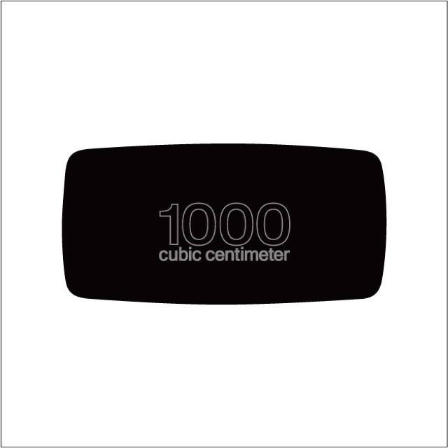 エアクリーナー用プレート 1000 cubic centimeter