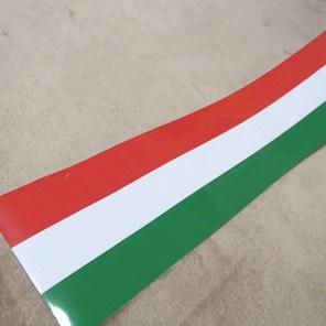 イタリア 国旗ステッカー