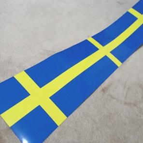 スウェーデン 国旗ステッカー