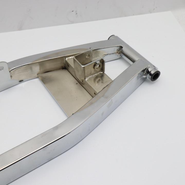 エイプ50/100 新品未使用キジマ130ロングスイングアーム