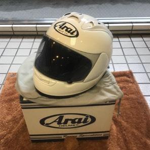 Arai RX-7 RR4 ヘルメット