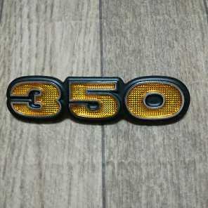 350SS  S2Tサイドカバーエンブレム