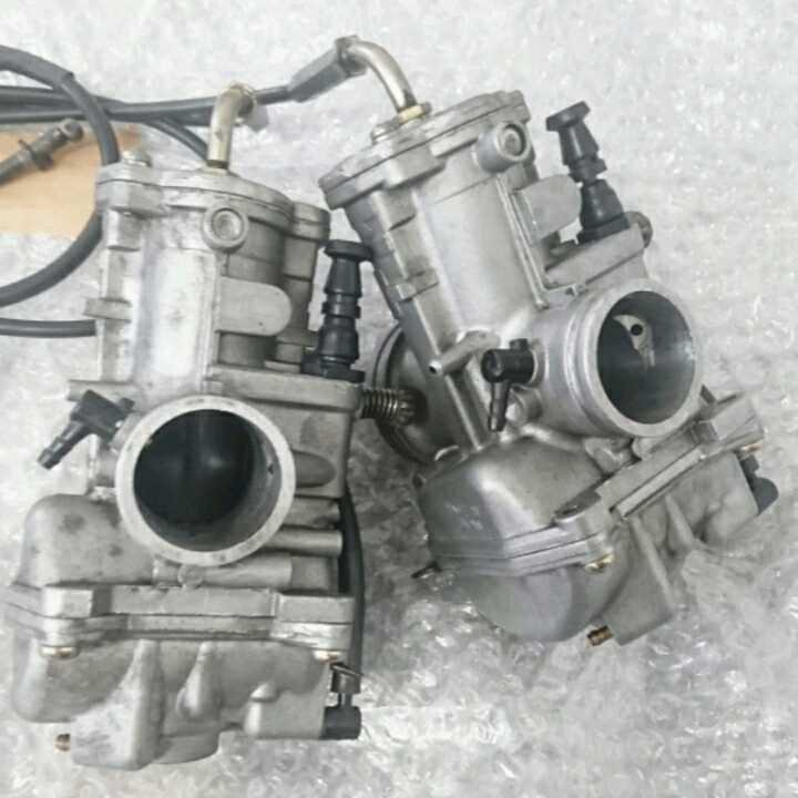 RZ350 4U0 ミクニTMキャブレター