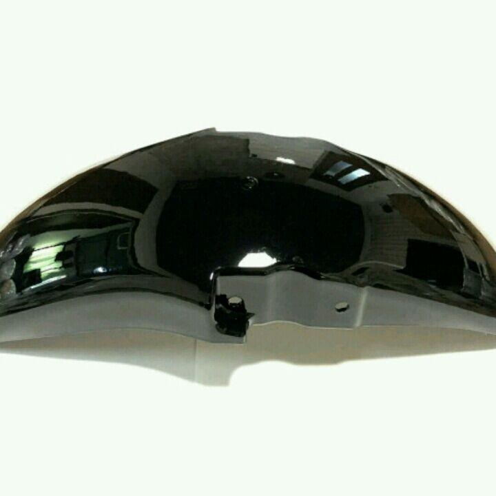 フロント フェンダー 黒 CB250 ホーネット 250 600 900