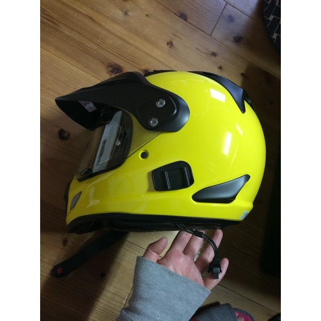 アライヘルメット