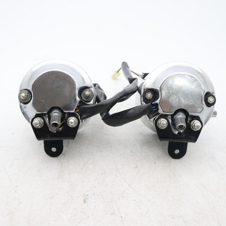 SR400 純正 スピード/タコ メーターセット