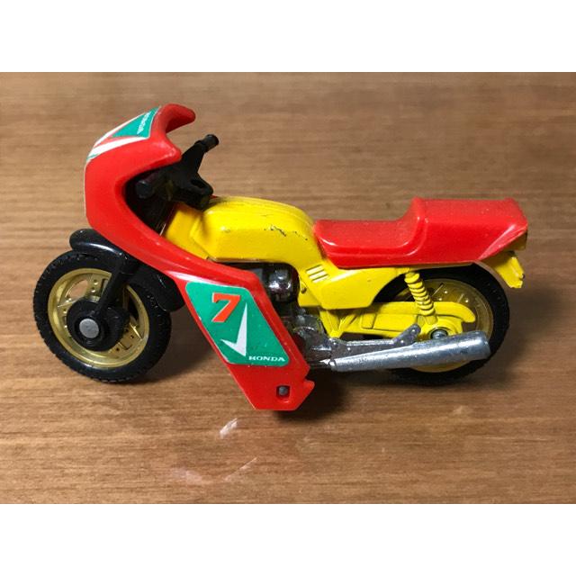 ホンダ CB750F CBX  トイ 置物 おもちゃ