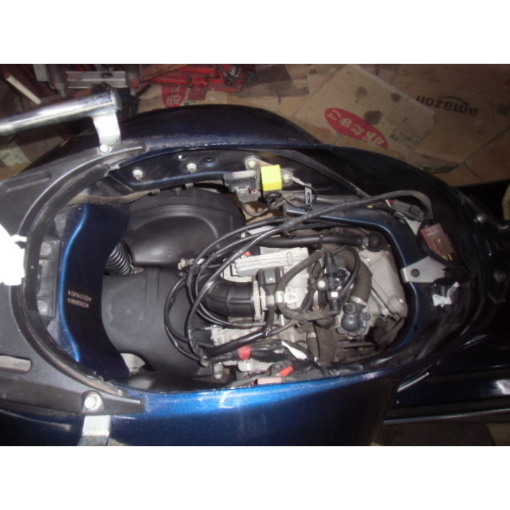 ベスパ GTV250ie