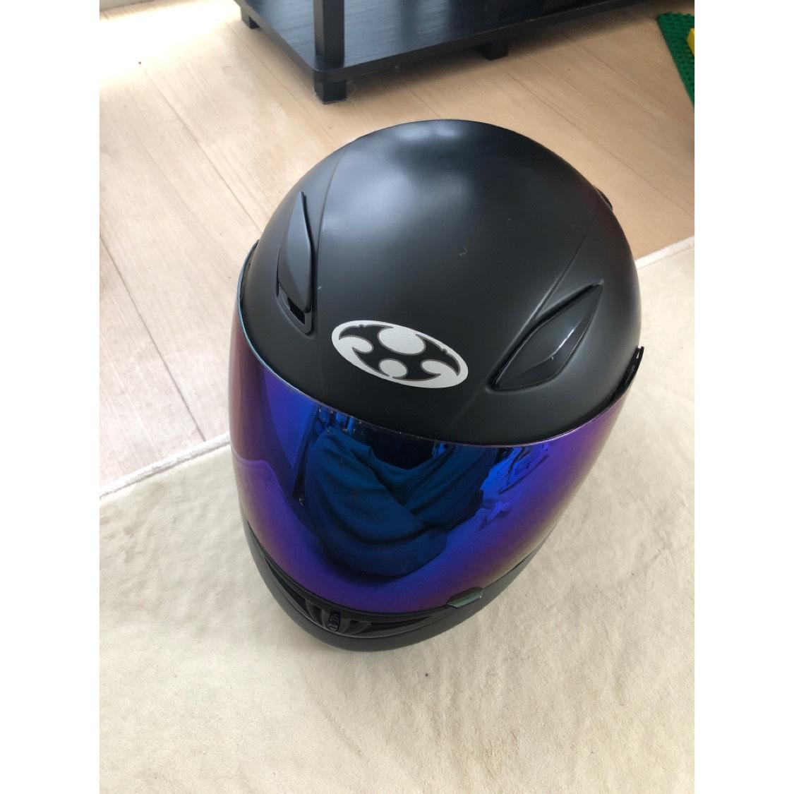 OGK KABUTO バイクヘルメット フルフェイス