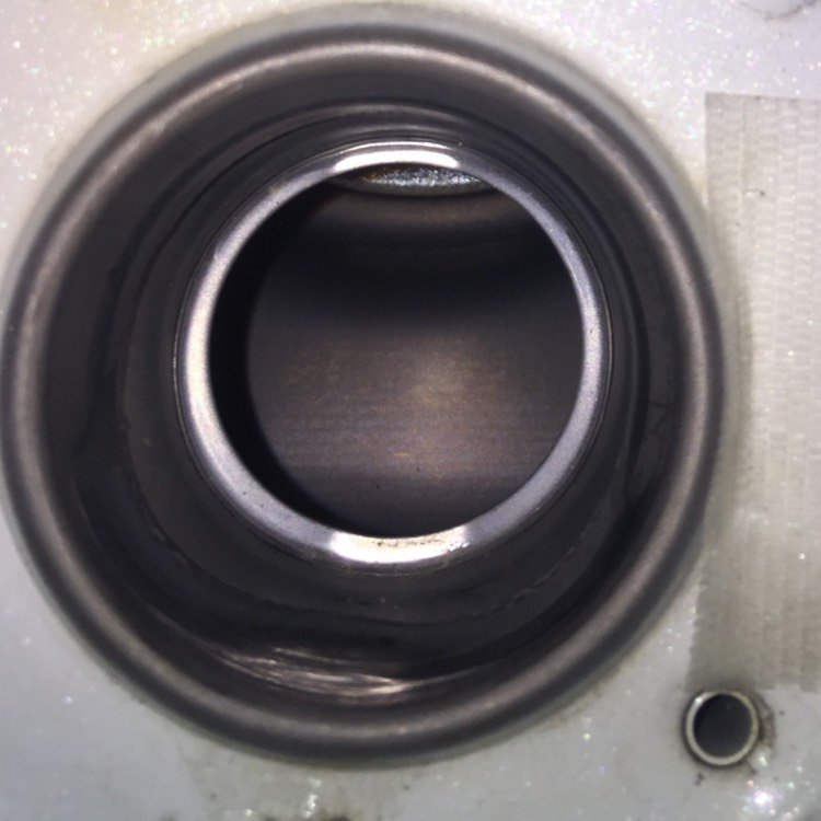 '09 Z1000 ガソリンタンク