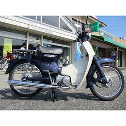 スーパーカブ50DX  (AA01) 5677Km