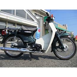 スーパーカブ50DX GREEN (AA01) 10121Km
