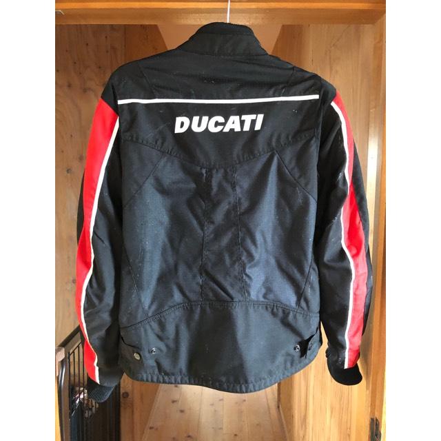 (男性用)DUCATIドゥカティ春夏ジャケット