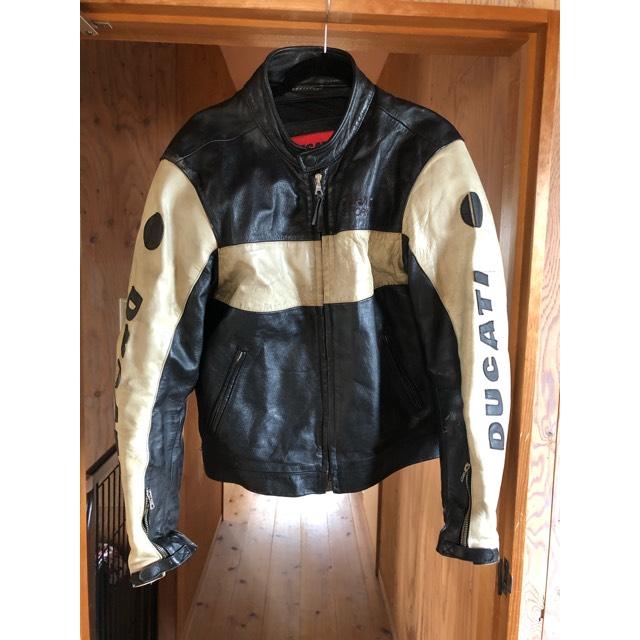 (男性用)DUCATIドゥカティ春夏革ジャケット