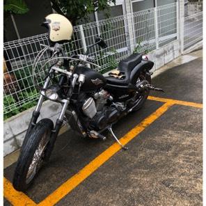 ホンダ スティード400 vlx カスタム