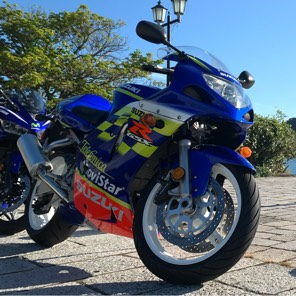 GSX-R600 K2 テレフォニカモビスター