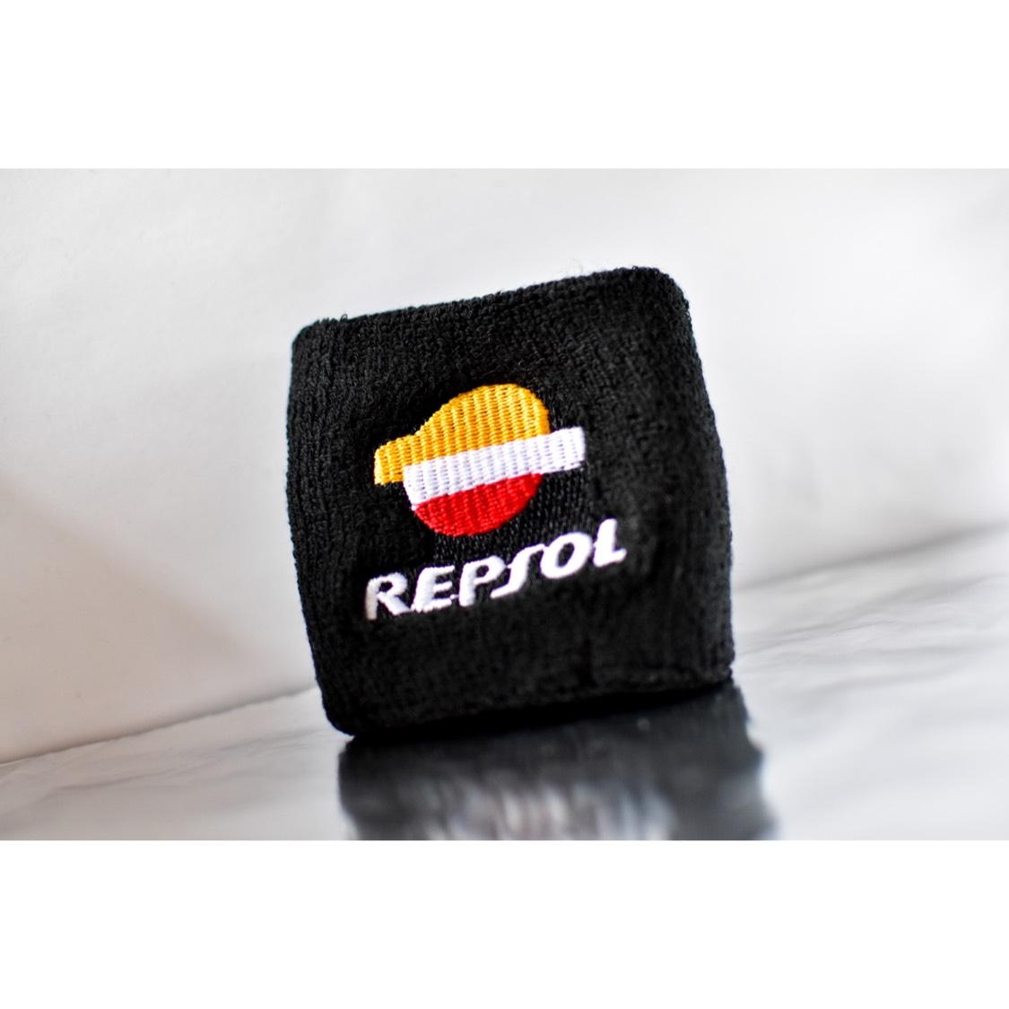 【数量限定】REPSOL 汎用 ブレーキマスターシリンダーカバー 新品!