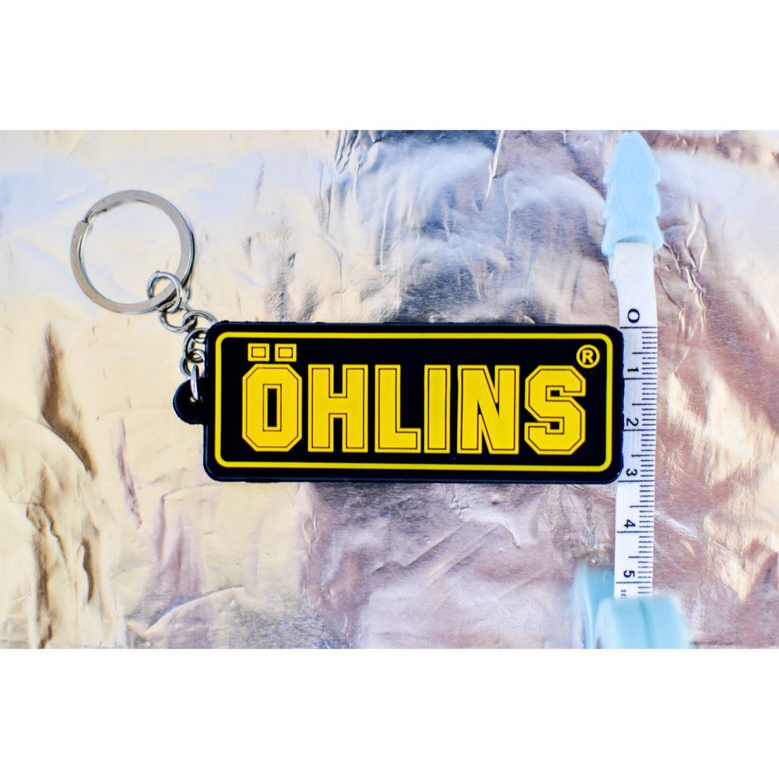 【数量限定】OHLINS ラバーストラップ 新品!