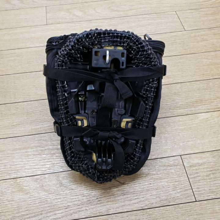 HONDA CBR1000RR 用タンデムシートバッグ