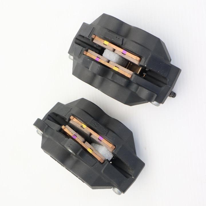 SUZUKI BANDIT/バンディット1250 GW72A 純正 フロントブレーキキャリパー 左右セット