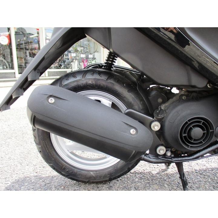 アドレスV50 BLACK (CA42A) 1413KM
