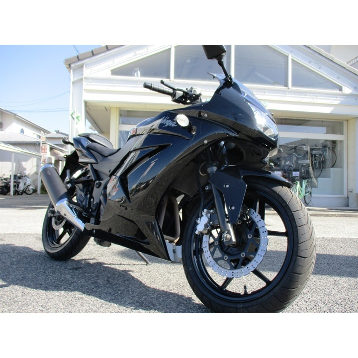 ニンジャ250R (EX250K) BLACK 26079Km 2011MODEL